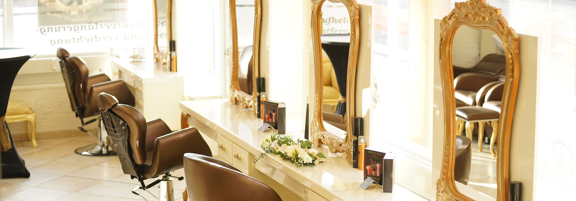 SaHaaRa Beauty Palace: Unser Salon
